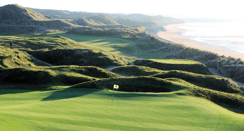 Ballybunion Old Course Pioneer Golf