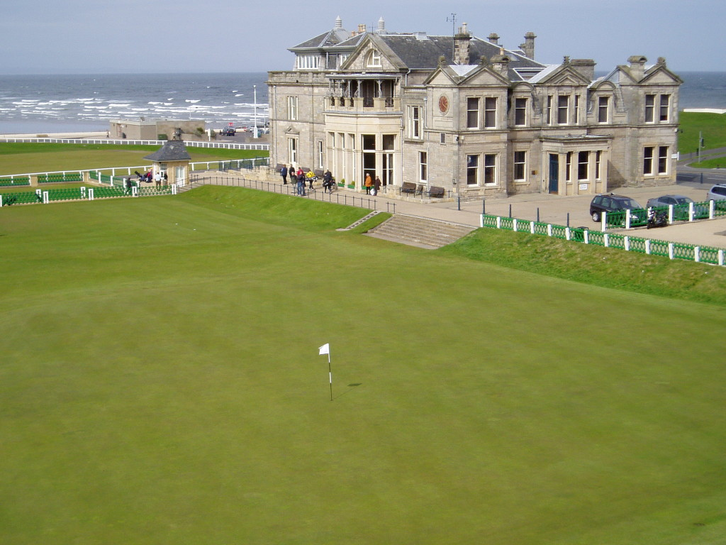 St Andrews Old Course Pioneer Golf