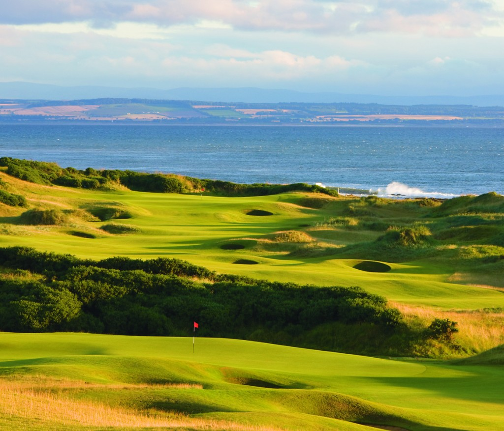 Learn More About Kingsbarns - Pioneer Golf