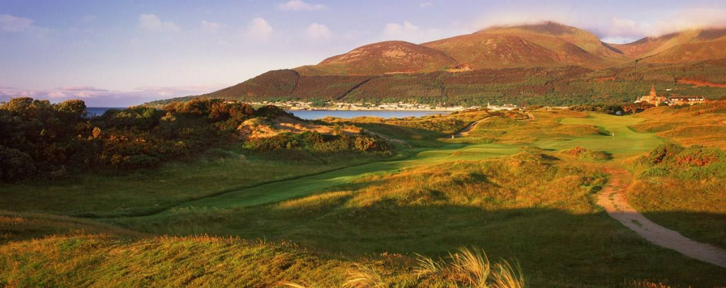 Royal county down championship course pioneer golf for Royal county down
